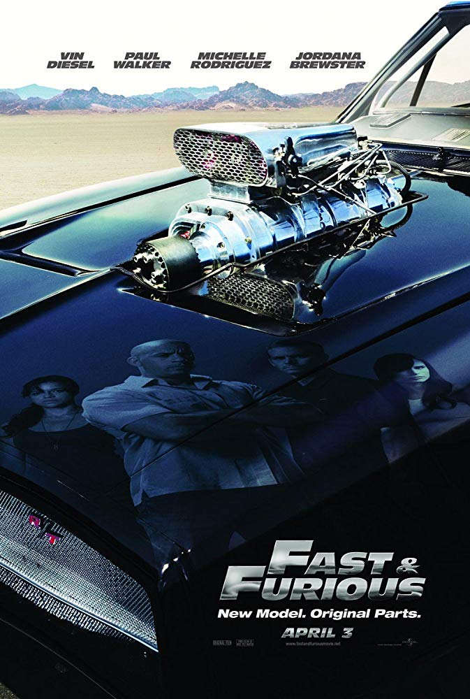 Fast & Furious (Fast 4)